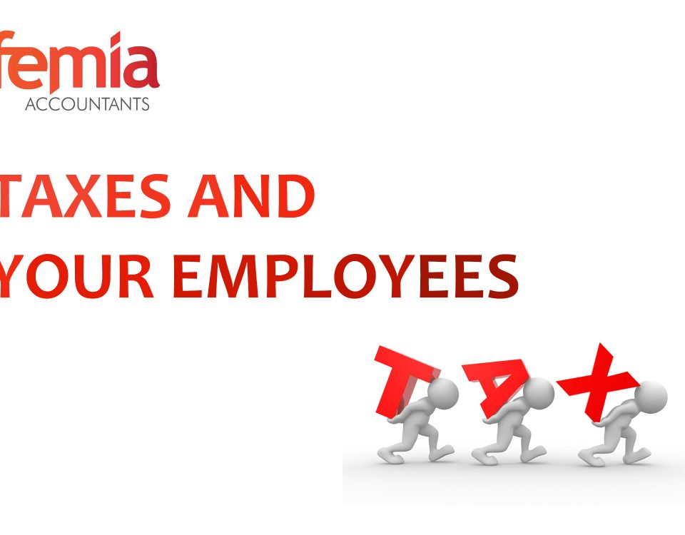 Taxing your employees